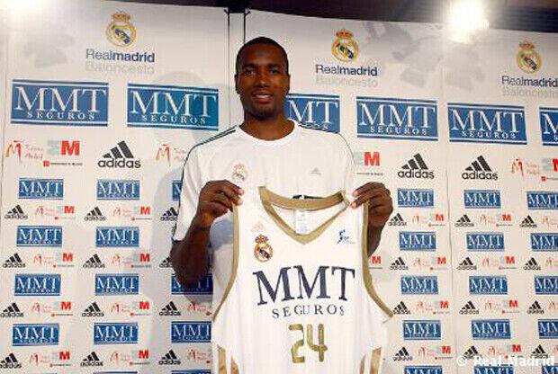 Serge Ibaka./ Real Madrid