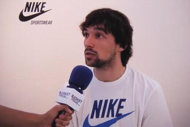 Sergio Llull (Real Madrid y drafteado por Houston)./ Basket4us.com