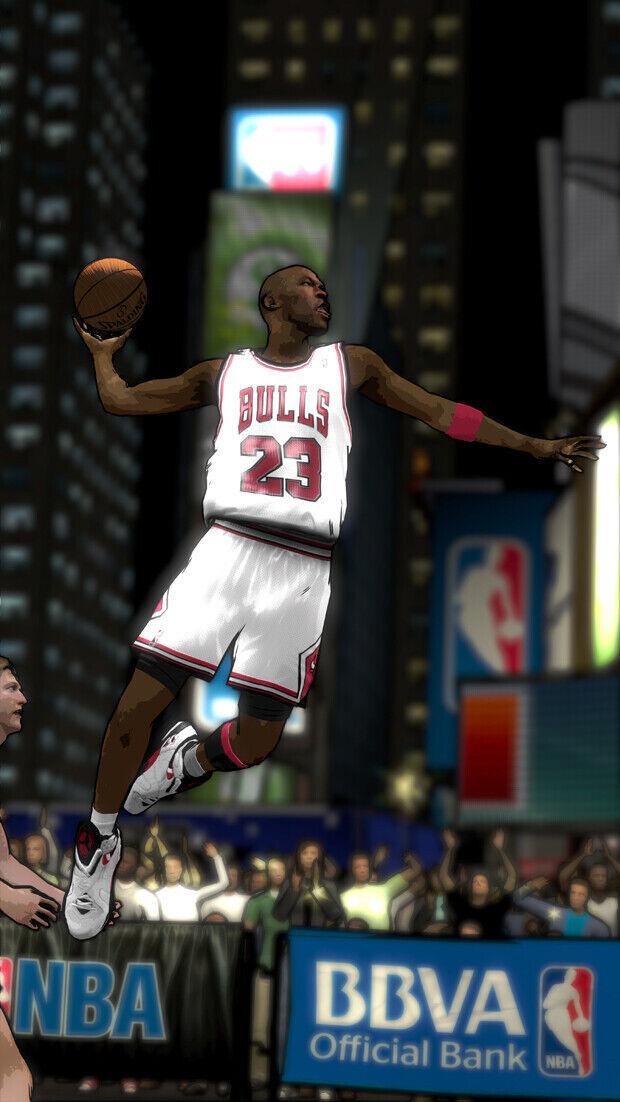 Michael Jordan ./ 2K Sports