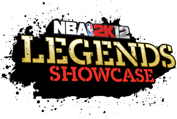 Logo de Legends Showcase./ 2K Sports