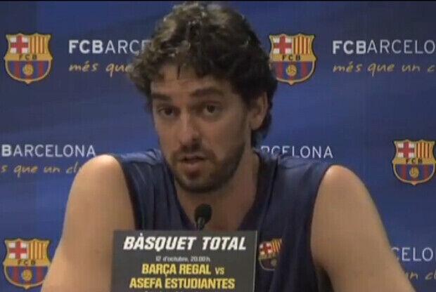Pau Gasol./ Basket4us