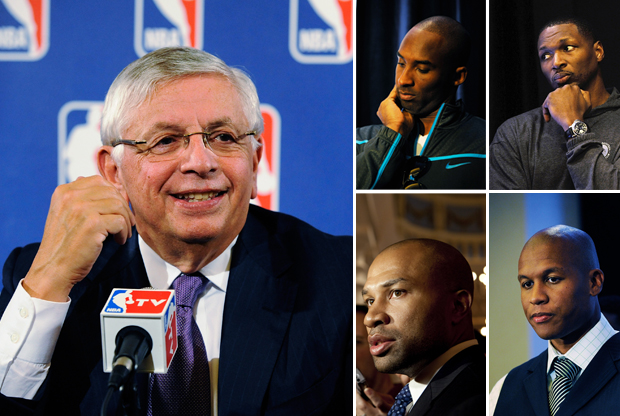 David Stern./ Getty Images