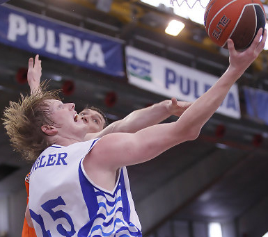 Kyle Singler./ Lucentum Alicante