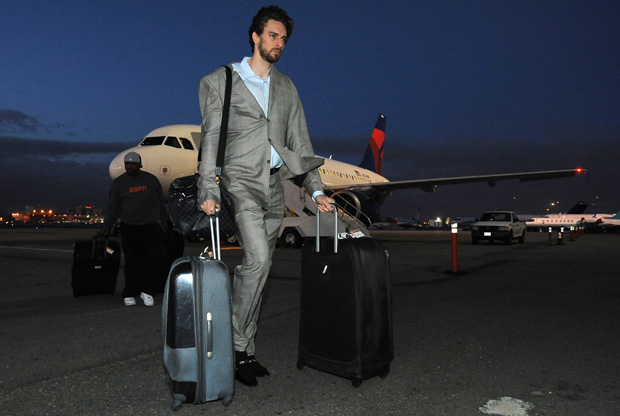 Pau Gasol./ Getty