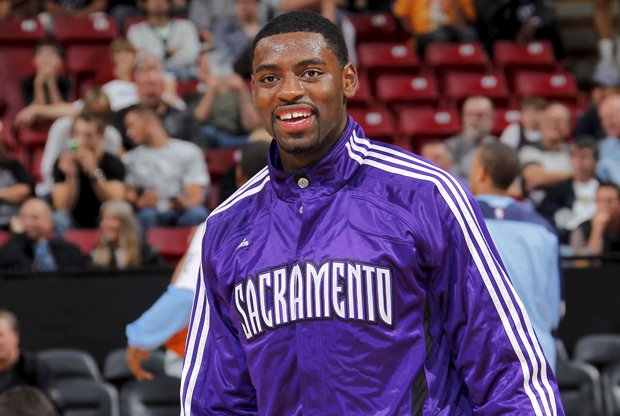 Tyreke Evans (Sacramento Kings)./ Getty Images