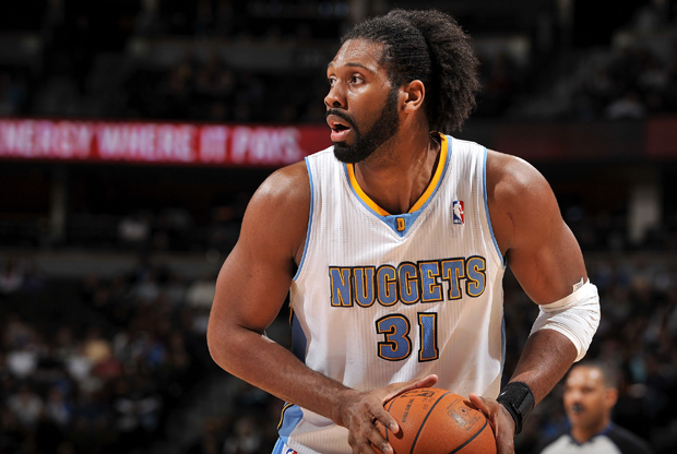 Nene (Denver Nuggets)./ Getty Images