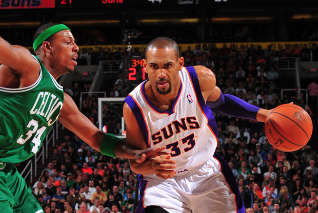 Grant Hill./ Getty Images