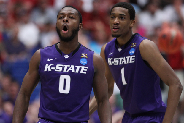 Jacob Pullen #0 (Kansas State)./ Getty Images