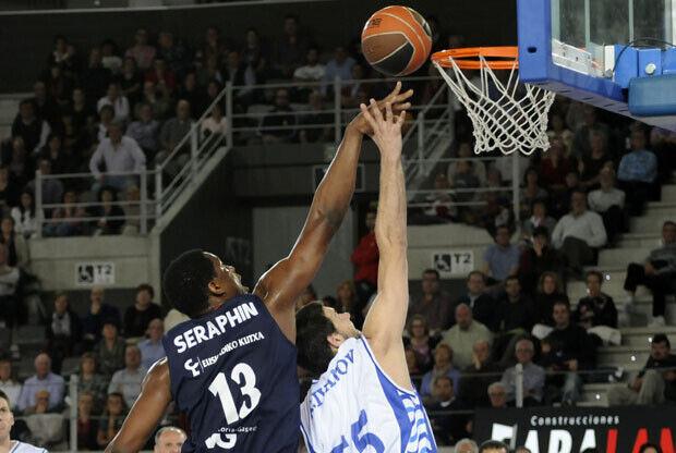 Kevin Seraphin./ ACB PHOTO / Lino González