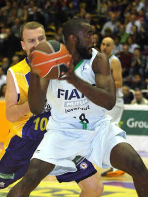 Christian Eyenga./ ACB PHOTO/ Cesar Minguela