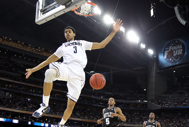 Jeremy Lamb (Connecticut Huskies)./ Getty Images