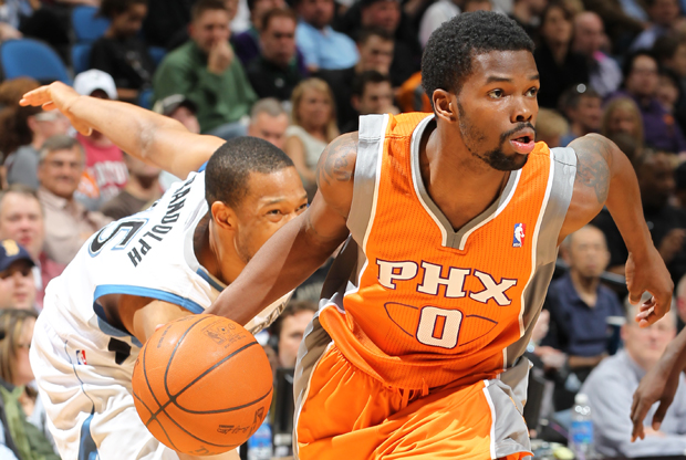 Aaron Brooks (Phoenix Suns)./ Getty Images