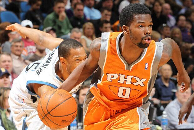 Aaron Brooks (Phoenix Suns)./ Getty Images