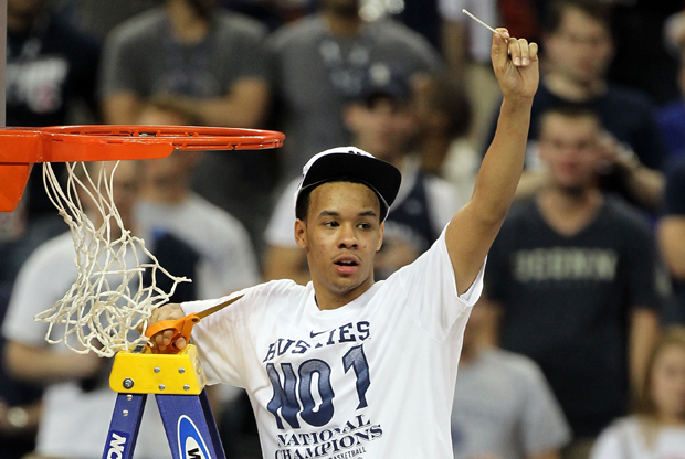 Shabazz Napier (Connecticut Huskies)./ Getty Images
