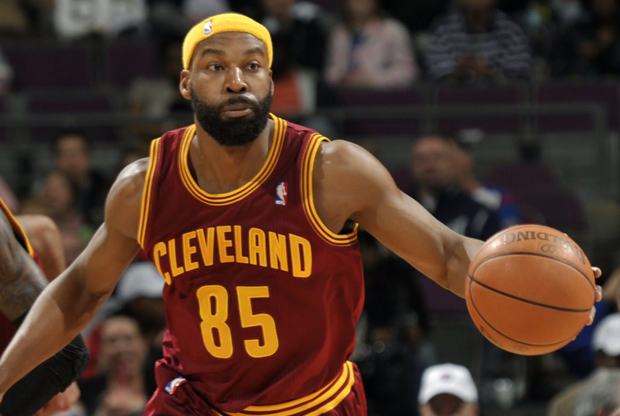 Baron Davis #85 (Cleveland Cavaliers)./ Getty Images