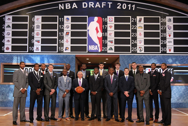 2011 NBA Draft./ Getty Images