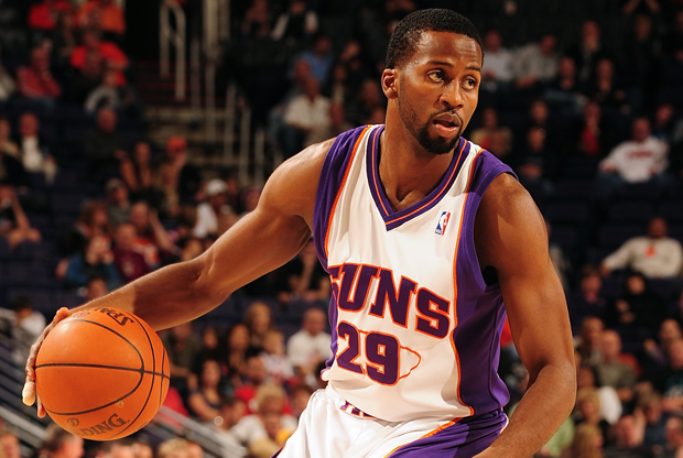 Alando Tucker  (Phoenix Suns)./ Getty Images