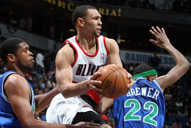 Brandon Roy (Portland Trail Blazers)./ Getty Images
