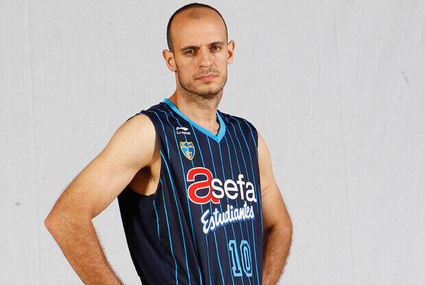 Carlos Jiménez, jugador Asefa Estudiantes / ACB Photo