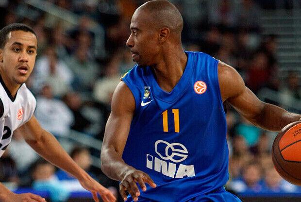 TJ Ford, con la camiseta del KK Zagreb. /Foto: KK Zagreb