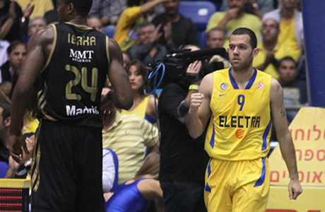 Jordan Farmar./ Maccabi Tel Aviv