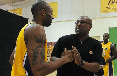 Kobe Bryant (Los Angeles Lakers)./ Getty Images