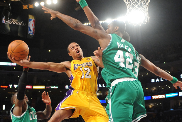 Shannon Brown./ Getty Images