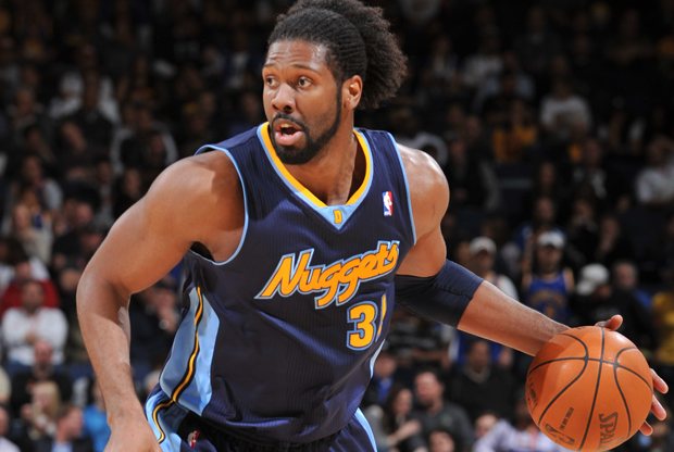 Nene Hilario (Denver Nuggets)./ Getty Images