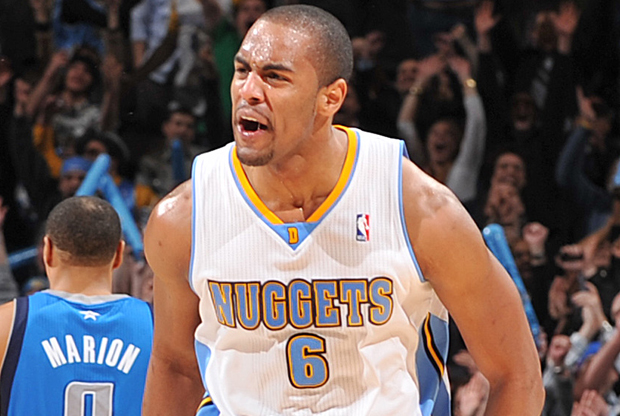 Aaron Afflalo./ Getty Images