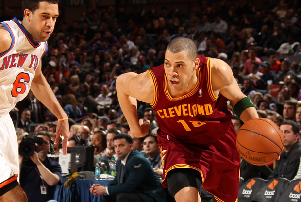 Anthony Parker (Cleveland Cavaliers)./ Getty Images
