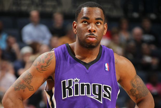 Marcus Thornton (Sacramento Kings)./ Getty Images