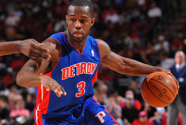 Rodney Stuckey./ Getty Images