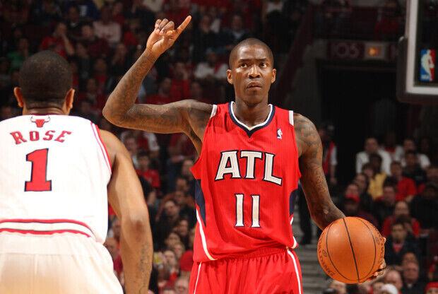 Jamal Crawford (Atlanta Hawks)./ Getty Images