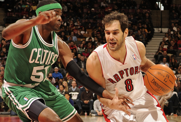 Keyon Dooling y Jose Calderon./ Getty Images
