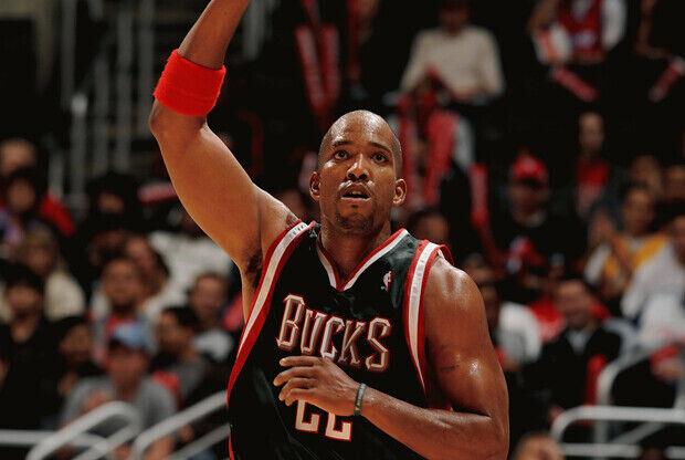 Michael Redd (Milwaukee Bucks)./ Getty Images
