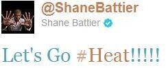 Twitter de Shane Battier