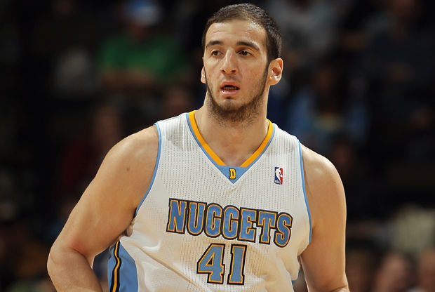 Kosta Koufos./ Getty Images