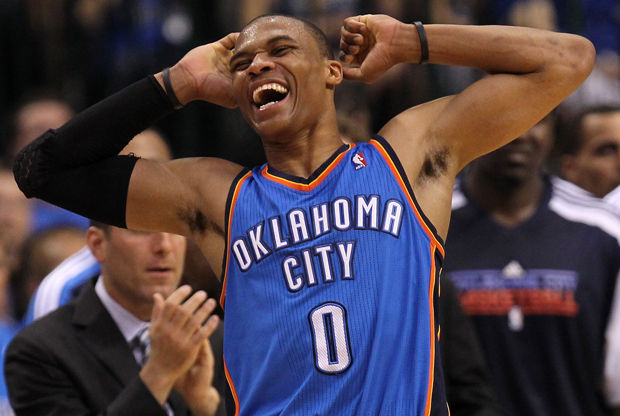Russell Westbrook./ Getty Images