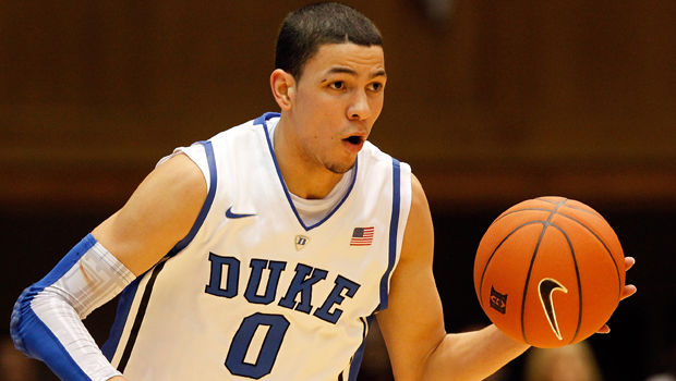 Austin Rivers #0 (Duke Blue Devils)./ Getty images
