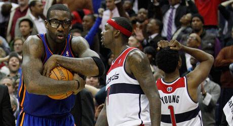 New York Knicks v Washington Wizards./ Getty Images