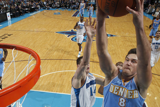 Danilo Gallinari./ Getty Imagesv