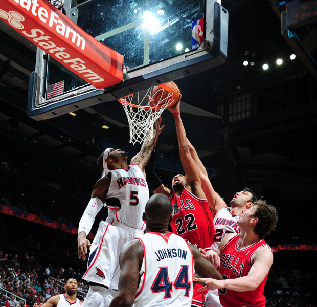 Chicago Bulls v Atlanta Hawks./ Getty Images