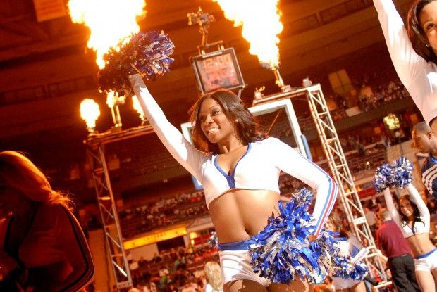 Cheerleaders Detroit Pistons