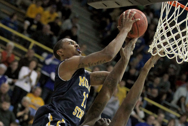 Donte Poole (Murray State Racers)./ Getty Images