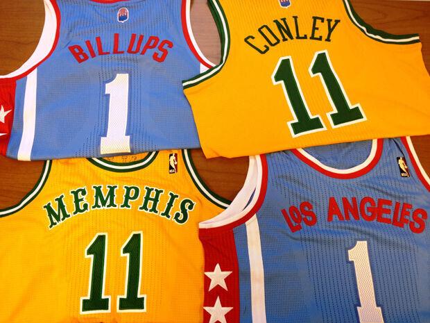Los Angeles Clippers y Memphis Grizzlies
