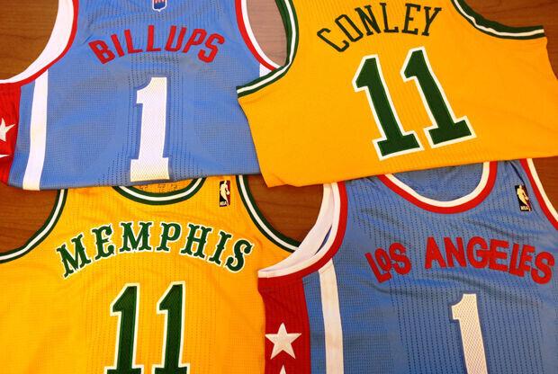Memphis Tams y Los Angeles Stars