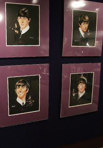 Beatles./ Getty Images