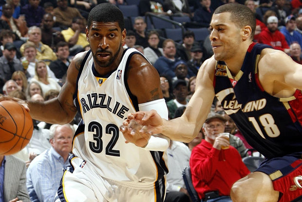 O.J. Mayo y Anthony Parker./ Getty Images