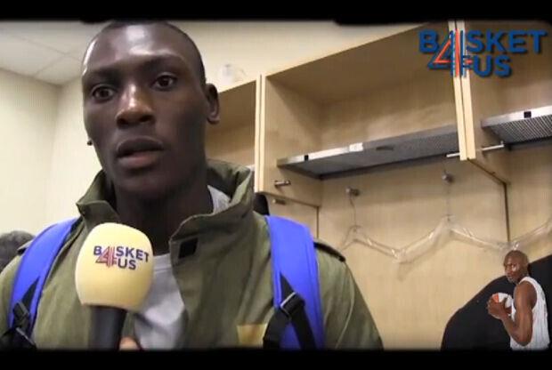 Bismack Biyombo./ Basket4us
