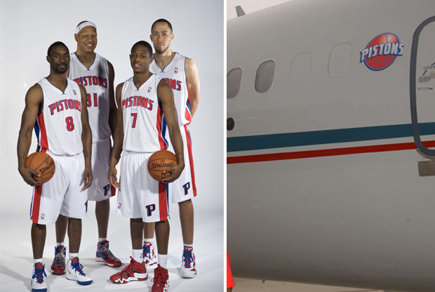 Detroit Pistons./ Getty Images